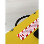 Aspirateur amiante cp25 changepac, sans changement de sac, 25l, 2400w