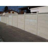 Clôtures en béton - garcia beton