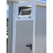 Cabine wc à la turque 113cm x 113cm x 265cm (sur pieds)