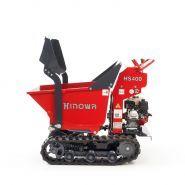 HS400 version autochargeur Mini-Dumper - HINOWA - 400 kg