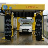 Portique de lavage m25 - lavance commerciale - hauteur de lavage 2.30 et 2.50 m - largeur de lavage 2.50 et 2.70 m