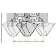 Dmr cureuses de fossés et rigoleuses - quivogne - prise de force 540 tr/min