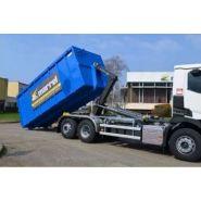 Ampliroll al 18 - bras hydraulique pour camion - marrel - 18 t