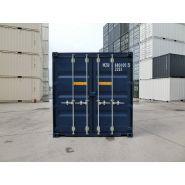 Conteneur maritime double-door 20 pieds
