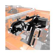 Wm3500 - scie industrielle - wood mizer - à trait de scie fin