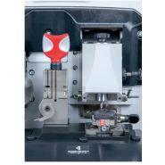 Ninja total machine pour clés plates, laser et poinçonnées - keyline s.p.a. - poids 30 kg