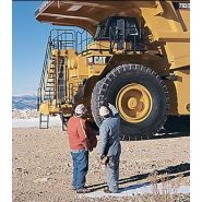 793d tombereau minier - caterpillar - 3516b hd eui