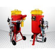 Amxt 35 pro.vp - compresseur pour sablage - aéro concept service s.a.s. - avec doseur piloté