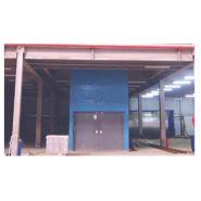 Monte-charge à trappe et 2 vantaux - etna france - charge jusqu'à 300 kg
