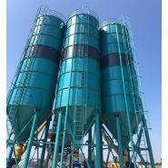CS-100 - Silo à Ciment - Constmach - Capacité de 100 tonnes