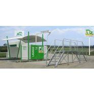 Stations de lavage silver - oki - débit 11 l/min - pression 140 bars