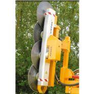 Lamier d'élagage lem - kirogn - diamètre lames de scies 600 à 700 mm - largeur de coupe 1080 à 3580 mm