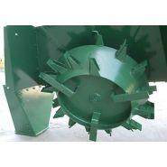 Smb 2 cureuses de fossés et rigoleuses - sovema - poids 640 à 1523 kg