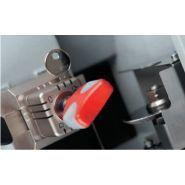 Dezmo machine pour clés plates et en croix - keyline s.p.a. - poids 45 kg