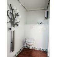 Remorque sanitaire 1 1 -  fleurie - sanitaire