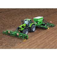 7 série (stage v) tracteur agricole - deutz fahr - moteur deutz 6.1 stage v