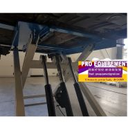 Pont élévateur ciseaux mobile 2700 kg - réf. chs 2700