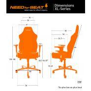 Siège ergonomique de bureau xl
