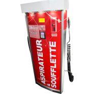 Aspirateur pour station de lavage soufflette perfector - emic - flexible d'aspiration 5 m