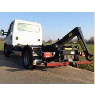 Ampliroll al 4 - bras hydraulique pour camion - marrel - 4 t