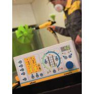 Print x ct 3l mallette de pistolet de projection à godet j.wagner - 8,0 bar