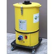 Aspirateur amiante cp15 changepac, sans changement de sac, 15l, 1200w