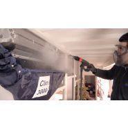 Clim 3000 - machine de nettoyage de climatisation - 8 bars-175°c- 230 volts