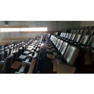 Fauteuil salle de conférence - kleslo - table filante retractable