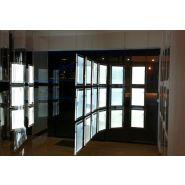 Cristal - porte affiche led - displaylight - paysage a3