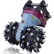 Fraise hydraulique serie d (pelle de 8-38 tonnes)
