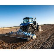 T8.350 tracteur agricole - new holland - puissance maxi 258/351 kw/ch