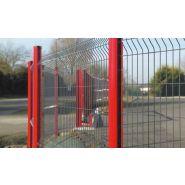 Axis® c - clôture en panneaux rigides