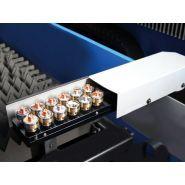 Laser genius - machine de découpe laser 2d - prima power france - très productive