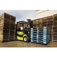 C15-20s chariots élévateurs frontaux thermiques - clark - 1500 - 2000 kg