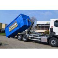 Ampliroll al 22 - bras hydraulique pour camion - marrel - 22 t