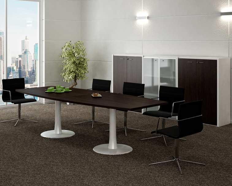 table conference idea 4 a 14 places electrifiable. Black Bedroom Furniture Sets. Home Design Ideas