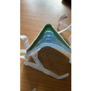 Masque chirurgical à lanière