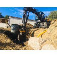 Roto-one pour pelle de 3,5 - 6 tonnes