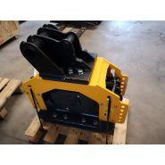 Plaque de compactage pb 201 (pelle 1,5-5 tonnes)