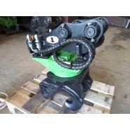 Roto-one pour minipelle de 2 - 3,5 tonnes
