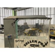 Cabine peinture mobile pliable sp700