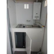 Base vie mobile - 2000-2700 kg - 6/8 personnes