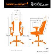 Chaise de bureau avec support lombaire