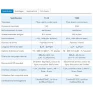 7340 - marquages laser - videojet technologies sas - puissance maximale 20 w