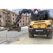 Roto-one pour pelle mecalac