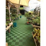Dalles de sol clipsable - garantie 20 ans - resistance 25 tonnes/m²