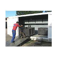 040705 - benne à déchets - tam sa - capacité de 30 m3