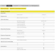 B 24 e / b 25 e - humidificateur à évaporation - trotec gmbh - capacité d'évaporation de 8,4 l/24 h