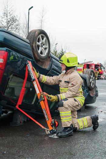 Matériels d'intervention sur accidents