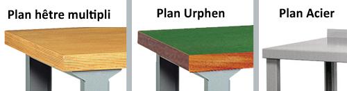 plan de travail pour etablis tous les fournisseurs contreplaque pour etablis poutrelles a. Black Bedroom Furniture Sets. Home Design Ideas